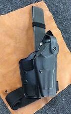 Safariland Drop Leg Holster 6004-73 BER-92 2809 Black Beretta 92 Right Handed