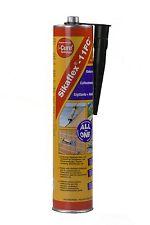 Sikaflex 11 FC elastischer 1 Komopenten Dichtstoff 300ml Kartusche uniweiss