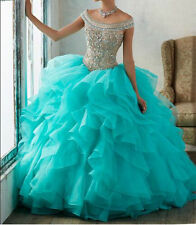 Quinceanera Dresses Ball Gown Prom Pageant Evening Dresses Cocktail Dresses