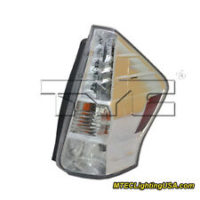 TYC Right Side Tail Light Lamp Assembly for Toyota Prius V 2012-2014