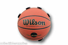 "Basketball Ball Hand Holder Claw Wall Mount Display by ""It Grabs"" - BLACK"