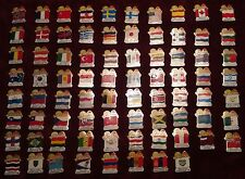 Lillehammer 1994 winter olympics - Complete set nations flag mascots - 78 pins