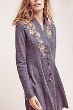 NWT Anthropologie by Rosie Neira Cynthia Wool Sweater Jacket Sweatercoat Sz S