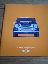 MINI 1.3i AND MINI COOPER1.3i SALES BROCHURE 1999