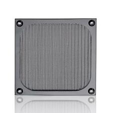 120mm PC Fan Cooling Dust Filter Case Cover Dustproof For Aluminum Grill Guard