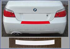 protection de la peinture des coins de chargement transparent BMW série 5 E60,