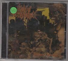 GUILD OF DESTRUCTION - we are vermin CD
