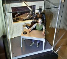 Diorama Hot 1/6 Toys IKEA Detolf Batman Joker interrogation Room Table Chair