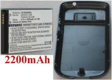 Coque + Batterie 2200mAh type 35H00121-05M BA S380 TWIN160 Pour Sprint Hero