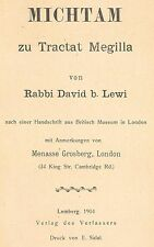 Old Judaica from Poland - religious book - Lemberg 1904 -hebrew-more on ebay.pl