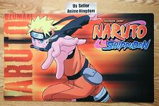 Custom Yugioh CARDFIGHT VANGUARD MTG WOW Playmat  Naruto Mat Shippuden  #110