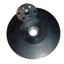 180mm  Rubber Sanding disc Backing Pad ..(Made in Germany)