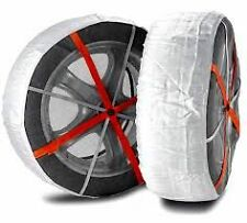 BRAND NEW AUTO / SNOW SOCKS  699 * SEE PICTURE 3 FOR TYRE SIZES