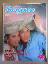 SOGNO Fotoromanzo n°54 1987  [D32]