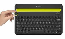 Logitech Bluetooth MultiDevice Keyboard K480 for Computers,Tablets & Smartphone