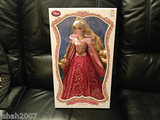 New Disney Store Exclusive Sleeping Beauty Pink Aurora Doll Limited Edition