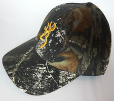 BROWNING hunting hat NEW buckmark cap mossy oak new breakup camo rimfire MONBU