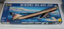#04204 REVELL 747-400 BRITISH AIRWAYS 1/144 NEW IN BOX