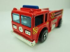 Hot Wheels Mattel, Inc. 1978 Fire Truck Made In Malaysia (Loose Item) #3