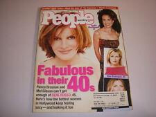 PEOPLE Magazine, September 13, 1999, RENE RUSSO, MICHELLE PFEIFFER, KIM BASINGER