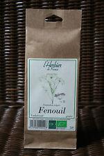 Tisane Bio Fenouil graines, Allaitement/Toux/Coliques, 50g – L'HERBIER de FRANCE