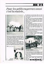 PUBLICITE ADVERTISING   1964   ESSEL   lunetiers à PARIS