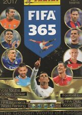 PANINI FIFA 365 2017 : 158 IMAGES STICKERS VIGNETTES DIFFÉRENTES PSG OM OL...