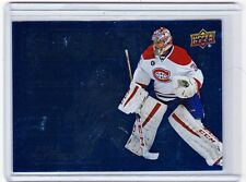 15-16 2015-16 UPPER DECK FULL FORCE CAREY PRICE BLUEPRINT BP-CP CANADIENS