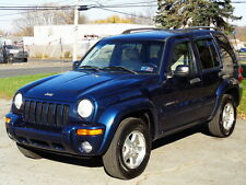 Jeep : Liberty Limited 4WD 2ND-OWNER! FULLY LOADED!