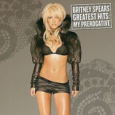 FREE US SH (int'l sh=$0-$3) NEW CD Britney Spears: Greatest Hits: My Prerogative