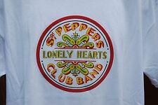 graphic retro vintage art mens Cotton T Shirt ,S,M,L,XL , Sgt. Peppers