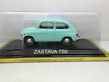 1/43 COCHE ZASTAVA 750 METAL MODEL CAR 1/43 1:43 SEAT 600 FIAT MINIATURE