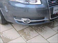 AUDI A4  ab 2004-2008 NEBELSCHEINWERFER  VERKLEIDUNG IN CHROM