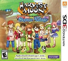 Harvest Moon: Skytree Village (2016, Video Game New)