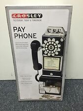 Crosley Pay Phone (CR56-BK)