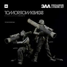 ThreeA 3A Ashley Wood Tomorrow King POPBOT TK INTERLOPER HEAVY 3AA SET - JC TQ