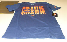 Netherlands 2014 World Cup Soccer Core Type T Shirt S Football Short Sleeves