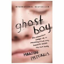 2DAY SHIPPING | Ghost Boy: The Miraculous Escape of a Misdiagnosed Bo, PAPERBACK