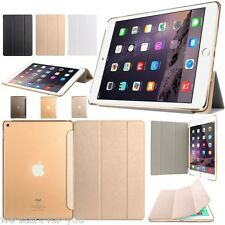 Slim iPad Air 2/iPad 6 Schutz Hülle+Folie Tasche Smart Cover Case Etui CSW-3F