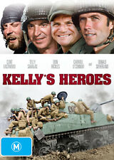 Kelly's Heroes * NEW DVD * Clint Eastwood Don Rickles