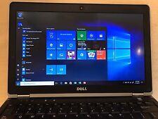 Dell Latitude laptop E6230 Core i5 3340M 2.7GHz 4GB 320GB Windows 10 Charger