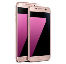 Samsung Galaxy S7 Edge G9350 Pink Gold 32GB Factory Unlocked International Model
