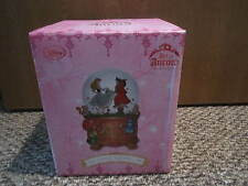 Disney Store Art of Aurora Sleeping Beauty Princess Snow Globe Briar Rose
