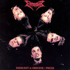 NEW - Indecent & Obscene / Pieces by Dismember