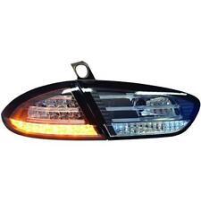 Coppia fari fanali posteriori TUNING SEAT LEON e  09-12 nero, con LED su fr