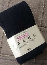 BNIP Falke Sensual Touch Silk/cashmere Blend Winter Tights Size Large 44-46