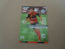 Carte Total Panini - Foot 2015/16 - N°075 - Guingamp - Laurent Dos Santos