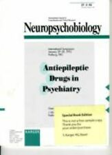Effects of Drugs on Human Functioning (Progress in Basic and Clinical Pharmacolo