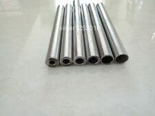 SS304 Stainless Steel  Straight Tubing Pipe 0.8mm OD X 0.1 Wall-length by order