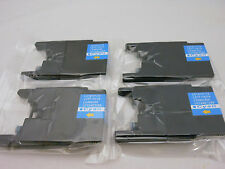 4 PK LC75C Cyan Inkjet Cartridge for Brother MFC-J6910cdw J6710cdw J6510dw J5910